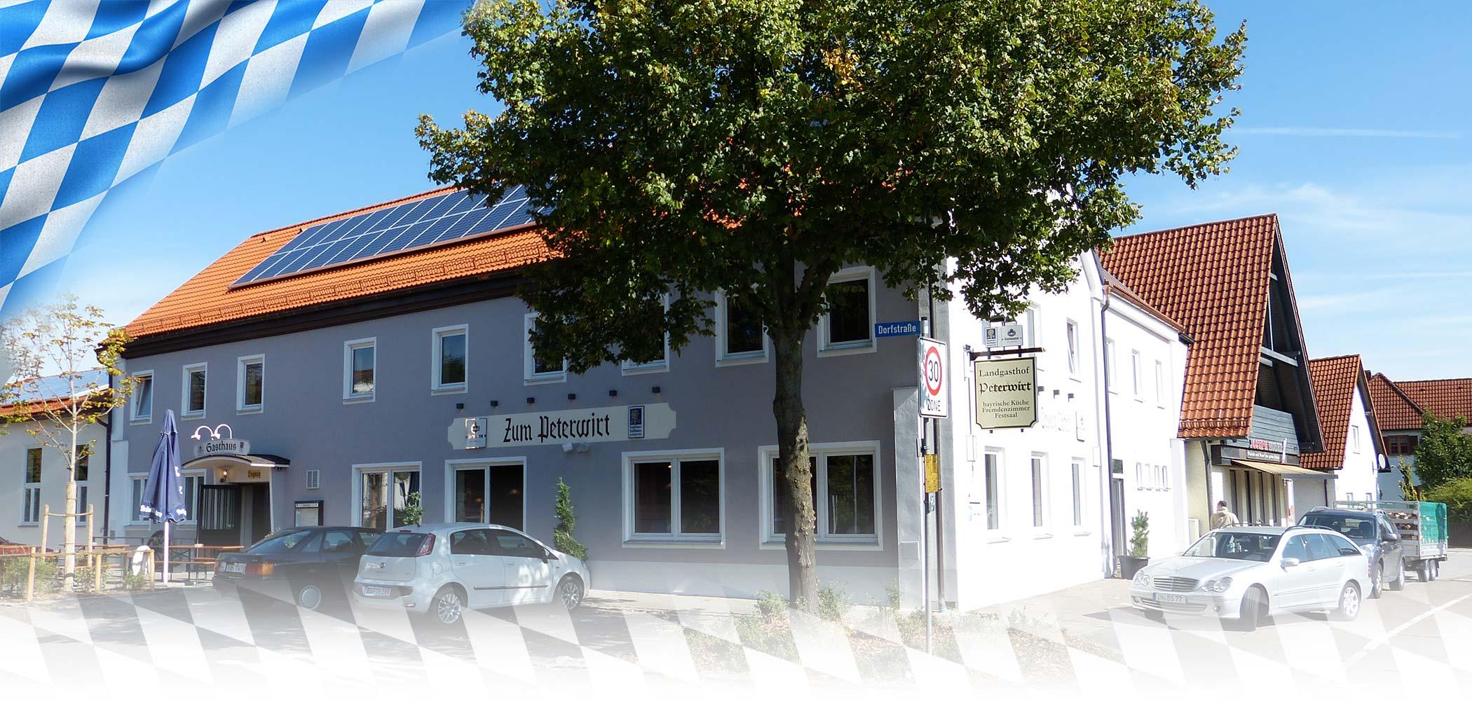 Peterwirt - Gasthof, Saal, Pension - Ingolstadt